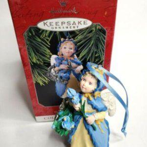 1998 Hallmark Keepsake Ornament Iris Angel